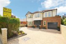 5 bed new home for sale in Park Road, New Barnet...