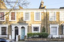 Terraced property in Lavender Grove, London...