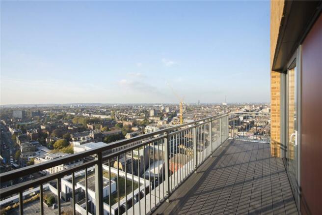 Balcony View 2.