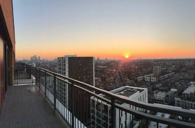 Balcony View 3
