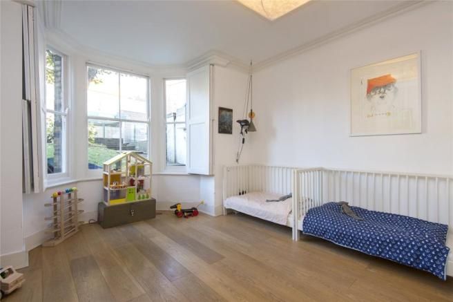 Reception/Bedroom 1