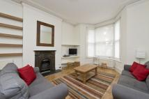 Ground Flat in Blythe Road, London, W14