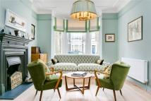 Terraced home for sale in Melrose Gardens, London...
