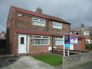 2 bed semi detached home to rent in Dinsdale Avenue...
