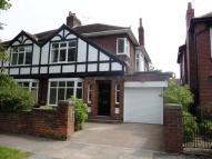 Lilburn Gardens semi detached house to rent