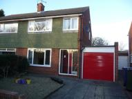 3 bed semi detached house in Cheswick Drive...