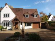 4 bed semi detached home for sale in Tolmers Road, Cuffley...