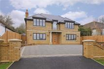 new home in Tolmers Road, Cuffley...