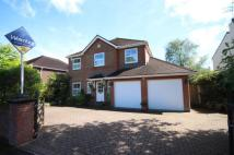 Detached home for sale in Albany Road, Fleet...