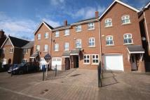 Terraced home for sale in Kingsley Square, Fleet...