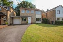4 bed Detached house in Sycamore Crescent...