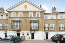Terraced property in Heidegger Crescent...