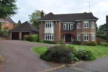 5 bed Detached house in Merriemont Drive...