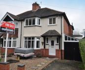 Ashmead Drive semi detached house for sale