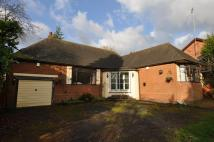 5 bed Detached Bungalow for sale in Redditch Road...