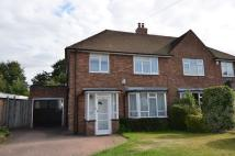 Green Meadow Road semi detached house for sale