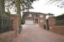 Detached house in Totteridge Lane...