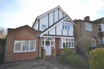 Detached house for sale in Hill Crescent...