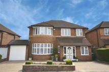 4 bedroom Detached house in Framfield Close...