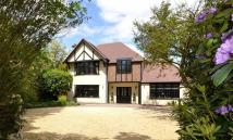 Detached house for sale in Arkley, Barnet...