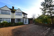 semi detached home for sale in Balcombe Road, Horley...