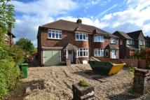 4 bedroom semi detached house in Fairfield Avenue, Horley...