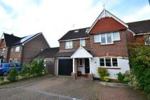 Detached property in Clifton Close, Horley...