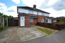 3 bedroom semi detached home for sale in Smallmead, Horley, RH6