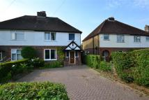 semi detached property in Lodge Lane, Salfords...