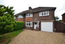 4 bed semi detached property to rent in FAIRFIELD AVENUE, Horley...