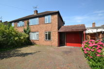 3 bedroom semi detached property in Lechford Road, Horley...