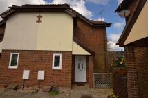 semi detached property in Church Crookham