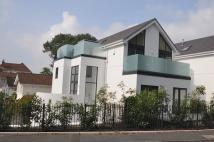 4 bedroom new property in De Redvers Road...