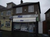 Shop for sale in Whitehall Road...