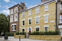 Terraced house in St Quintin Avenue...