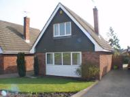 2 bed Chalet in Laund Nook, BELPER...