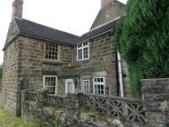 Cottage to rent in The Scotches, BELPER...