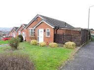 Detached Bungalow in Jodrell Avenue, BELPER...