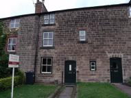 2 bedroom Cottage to rent in Long Row, Belper...