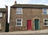 Cottage in Chesterfield Road...