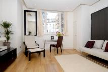 Studio apartment to rent in Craven Hill, London, W2