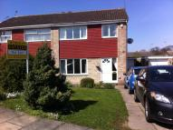 3 bedroom semi detached home in 15 Spilsby Close...
