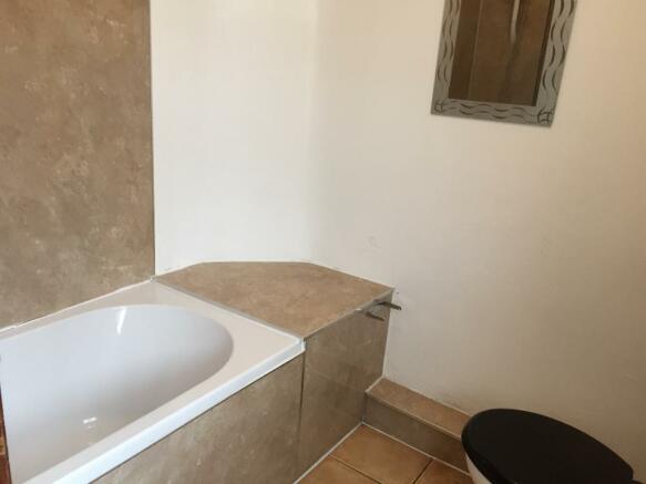 Ground bathroom