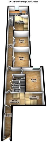 Ground floor R,1,2,3