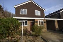 Detached home in Partridge Close, Chesham