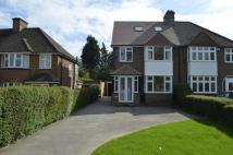 semi detached property in Amersham Road...