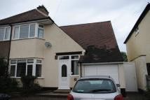 3 bedroom semi detached house in The Drive, Amersham