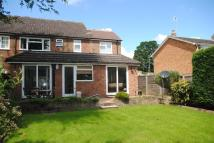 Amersham semi detached house to rent