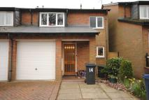 semi detached property to rent in Walnut Close...