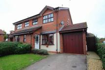 semi detached property in Russell Close, Worcester...